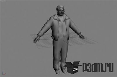 Converting 3d model from Mafia 2