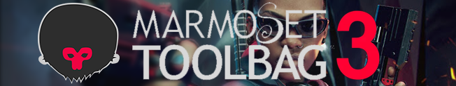 Marmoset Toolbag 3 [Free 30-Day Trial!]