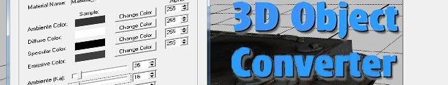 3D Object Converter 4.80