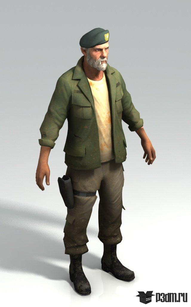 "Bill "" Pack 3D models"