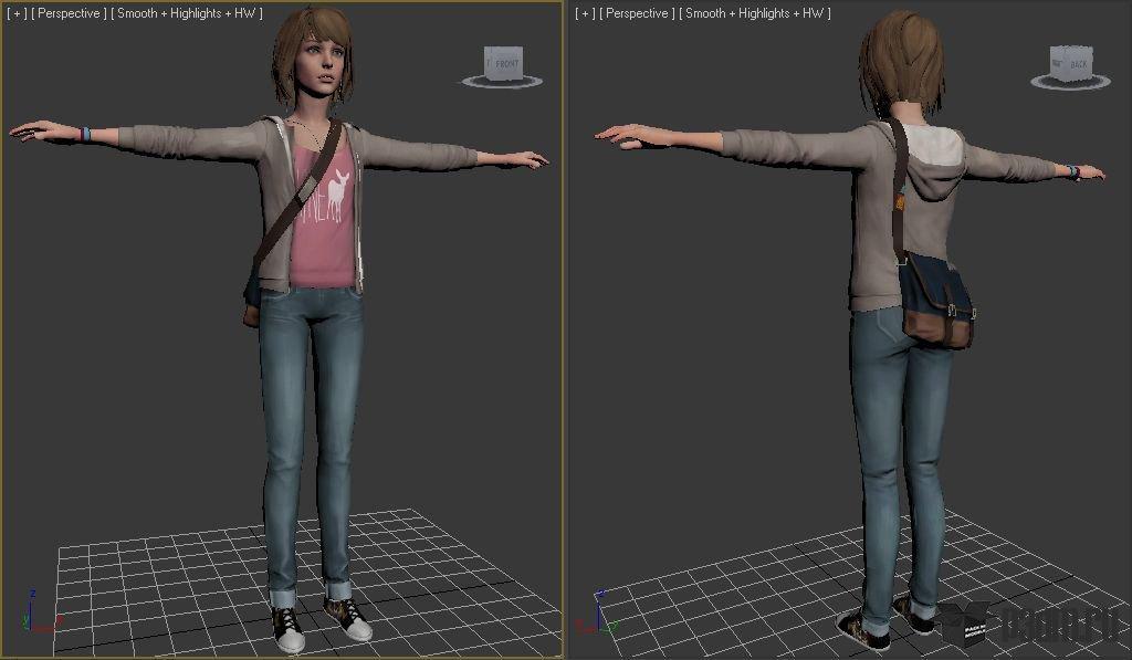 """Max """" Pack 3D models"""