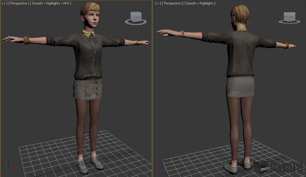 """Victoria """" Pack 3D models"""