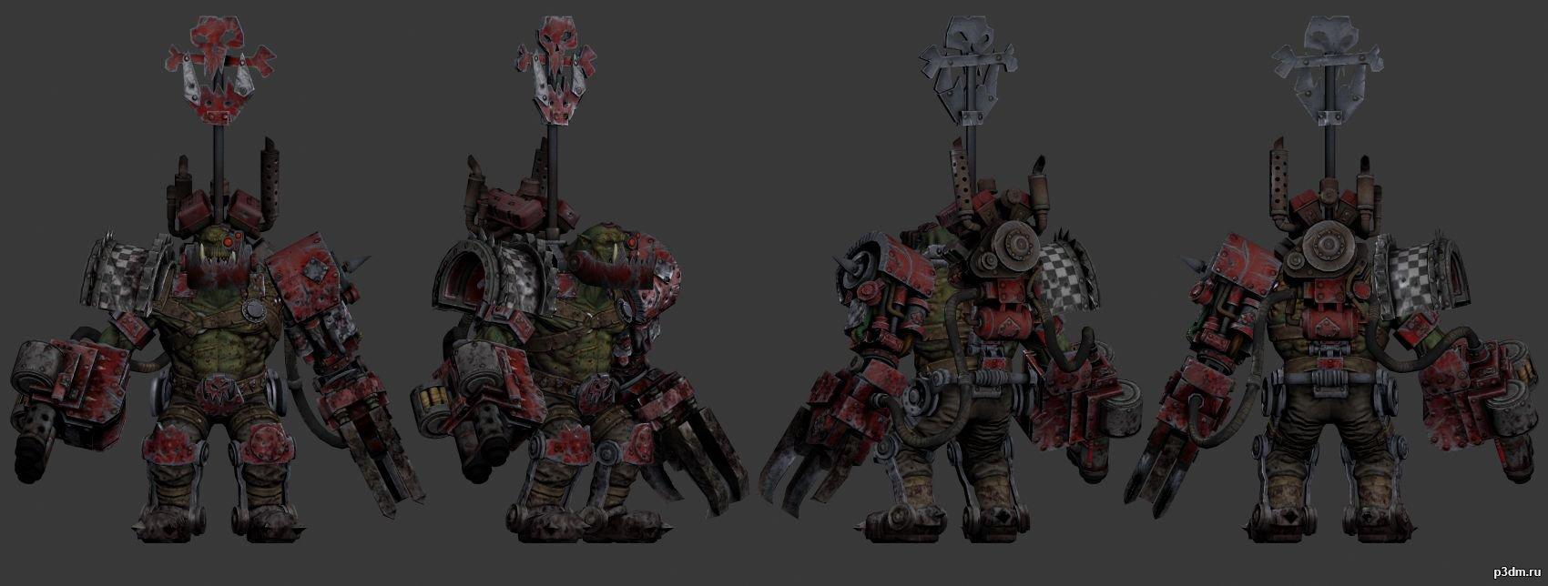 Warhammer action figure images-amazoncom