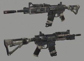 NV4 Assault Rifle
