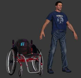 MC The Surge [Wheelchair]