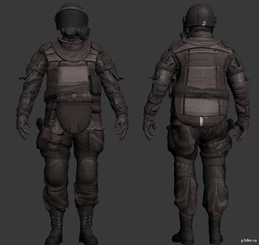 Armor » Pack 3D models