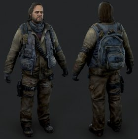 The Last of Us » Pack 3D models