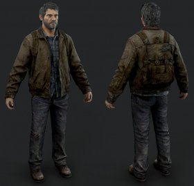 Joel Winter Outfit