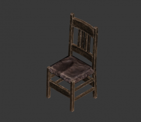 Highback Prison Chair