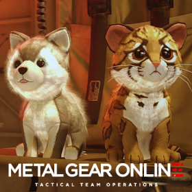 Metal Gear Online: Plush Snare