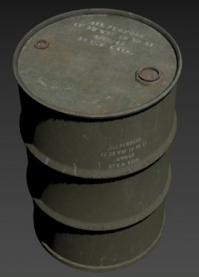US Barrel