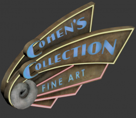 Advertising: Cohens Collection