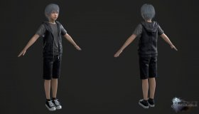 Young Noctis