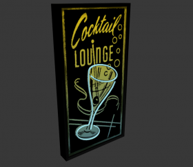 Advertising: Coctail Lounge