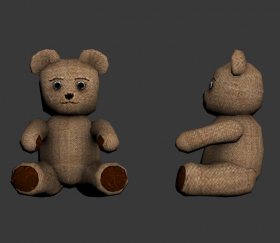 Toy: Teddy Bear
