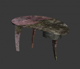 Desknouveau (ruined)