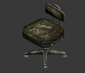 Office Chair (ruined)