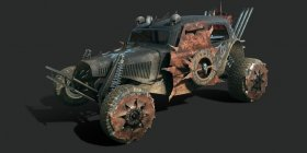 Citroen 7 (Heavy Armored Spotta)