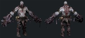The Tortured Path Zombies Guardian