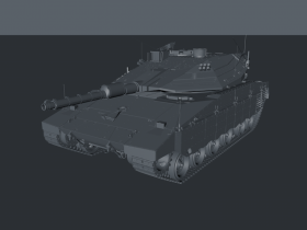 Merkava Mark IV HD