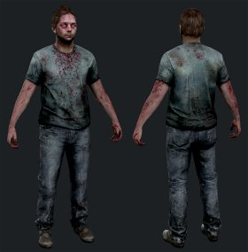 "(DLC) Infected ""Runner"" Adam"