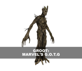 Groot: Marvel's Guardians Of The Galaxy