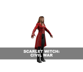 Scarlet Witch: Civil War