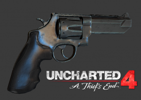 Thief's End45 Revolver