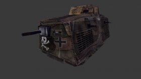 Germany A7V Tank