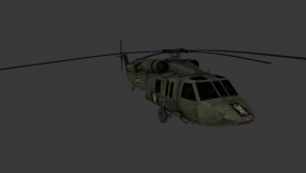 Helicopter UBCS