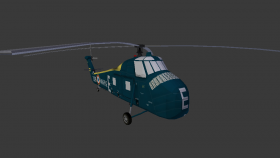 S58 Helicopter