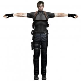 Leon Kennedy agent