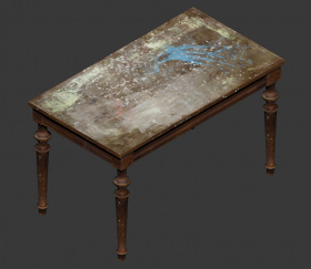 Table Old