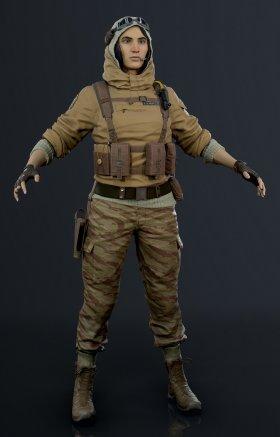 Tom Clancys Rainbow Six Siege » Pack 3D models