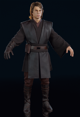 Star Wars Battlefront II (2017) - Anakin Skywalker