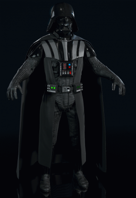 Star Wars Battlefront II - Darth Vader