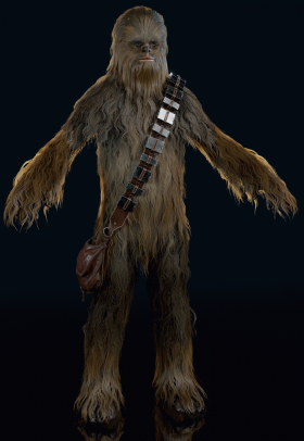 Star Wars Battlefront II - Chewbacca
