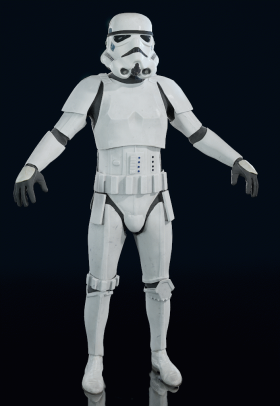 Star Wars Battlefront II - Stormtrooper