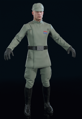 Star Wars Battlefront - Imperial Officer