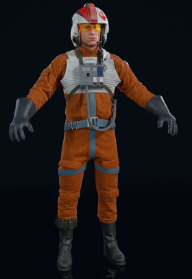 Star Wars Battlefront II - X-Wing Pilot