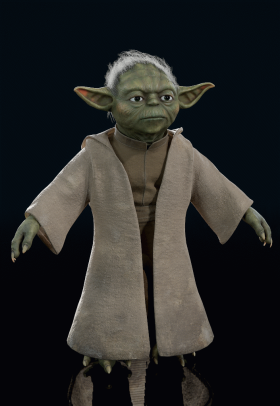 Star Wars Battlefront II - Yoda