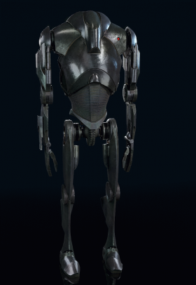 Star Wars Battlefront II - B2 Battle Droid