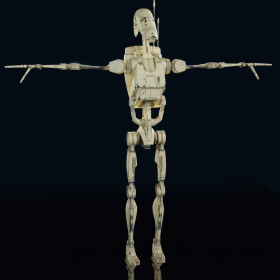 Star Wars Battlefront II - B1 Battle Droid
