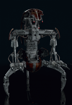 Star Wars Battlefront II - Droideka