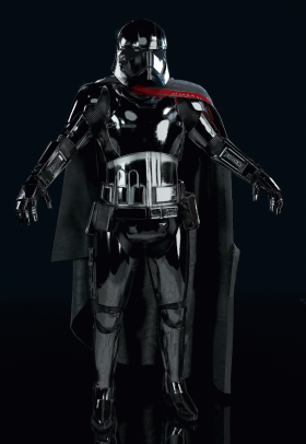 Star Wars Battlefront II - Captain Phasma
