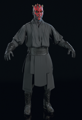 Star Wars Battlefront II - Darth Maul