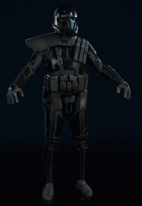 Star Wars Battlefront II - Death Trooper