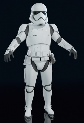 Star Wars Battlefront II - First Order Stormtrooper