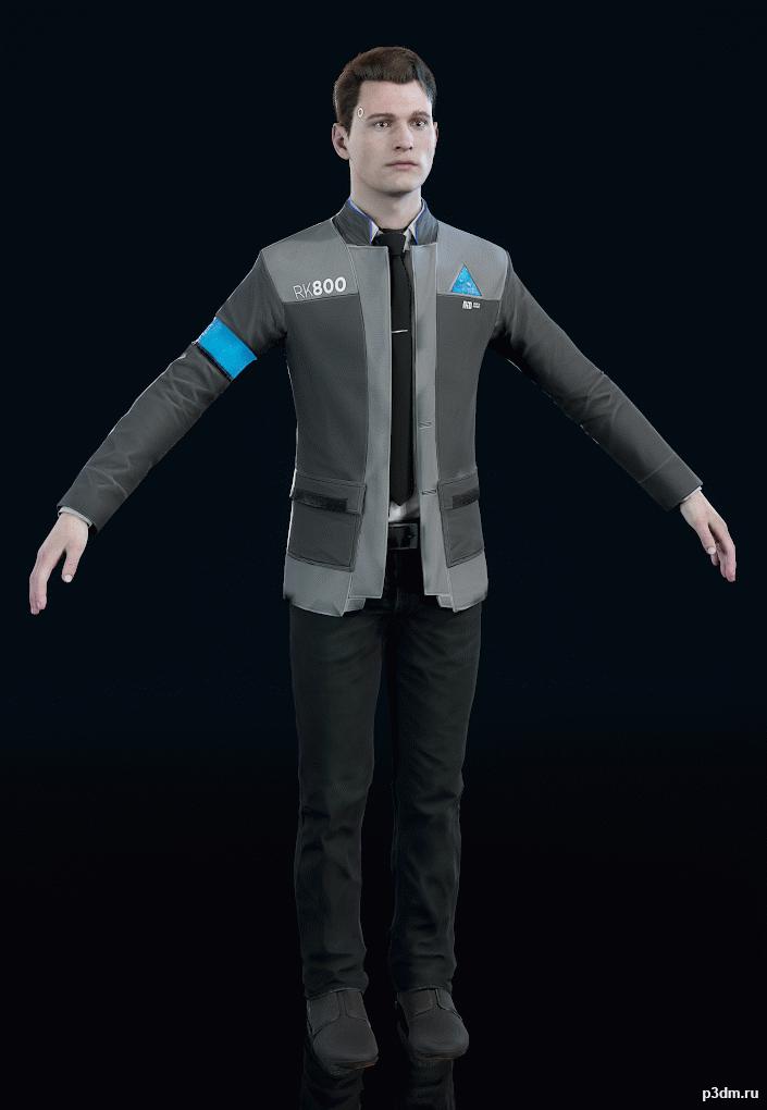 Connor remplaze crhis Resident Evil 5 1565009131_front-256