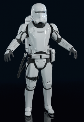 Star Wars Battlefront II - Flametrooper